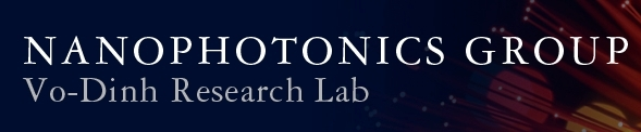 Nanophotonics Group - Von Dinh Research Lab